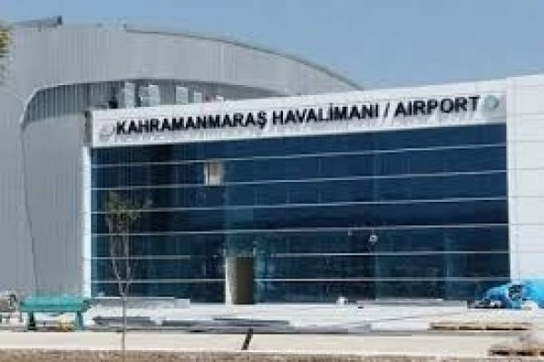 Kahramanmaraş Havalimanı Rent A Car